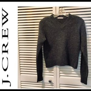 NEW w/o tag J CREW 3/4 SWEATER